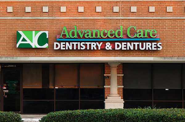 Advanced Care Dentistry and Dentures